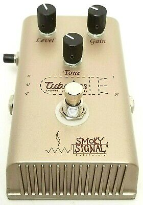 Smoky Signal Audio Tubeless Extreme Tuned Od Pedal, Very Good Condition, Smokey