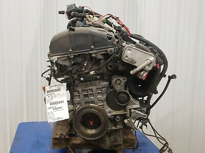 2010 Bmw 528xi 3.0 Engine Motor Assembly 131,608 Miles No Core Charge