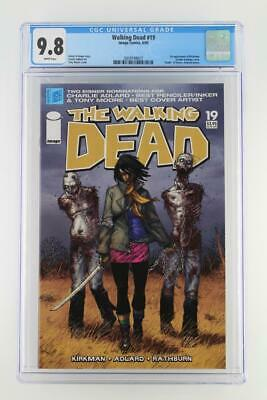 Walking Dead #19 -mint- Cgc 9.8 Nm/mt - Image 2005 - 1st App Michonne!