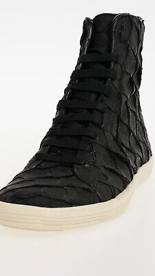 Rick Owens Pirarucu Shoes 44. 11. $2200