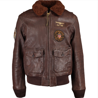 polo ralph lauren the iconic g 1 leather bomber jacket  s, m, xl, xxl  £1500