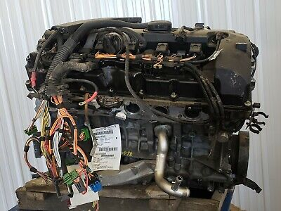 2008 Bmw 328 Series 3.0 Engine Motor Assembly 93,718 Miles N52n No Core Charge