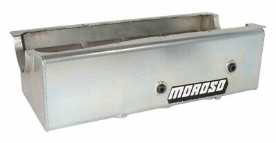 "Moroso 20616 Drag Race Engine Oil Pan Fits Big Block Ford - 7-7/8"" Deep"