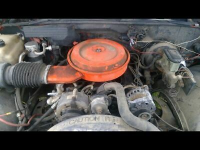 Engine 8-305 5.0l Vin H 8th Digit Fits 87-95 Chevrolet 10 Van 14033783