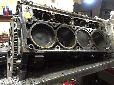 ✅ Gmc Denali Chevrolet Silverado 2500 6.0 Lq4 V8 Short Block Ls Core Rebuildable