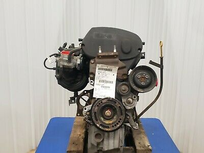 2009 Chevy Aveo 1.6 Engine Motor Assembly 114,980 Miles Lxv No Core Charge