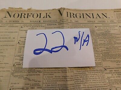 Norfolk Virginia Southern Rights Newspaper Yankee Haters Clipped Edges 22na