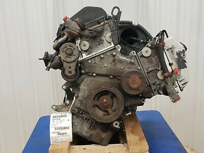 2002 Olds Intrigue 3.5 Engine Motor Assembly 144,476 Miles Lx5 No Core Charge
