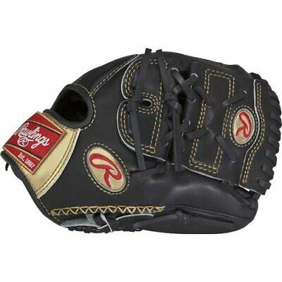 "New Rawlings Gold Glove Series Baseball Glove Rgg205-9b 11.75"" Right Hand Throw"