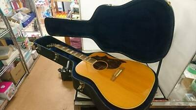 Gibson Acoustic Guitar Country Made In 2001 With Western Hard Case