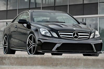 Mercedes Classe E W207 Coupé/cabrio 09+ - Full Body Kit Black Series Amg Look