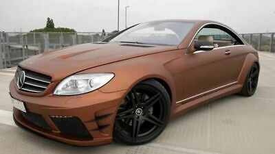 Mercedes-benz Cl W216 Black Series Body Kit Amg Look