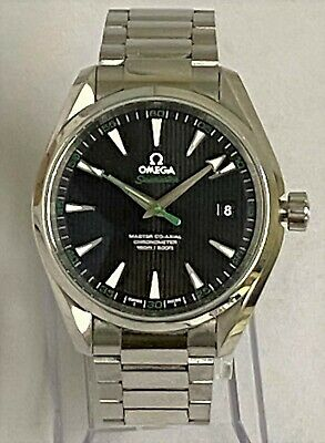 Omega Seamaster Aqua Terra Golf Edition.  Very Good Condition