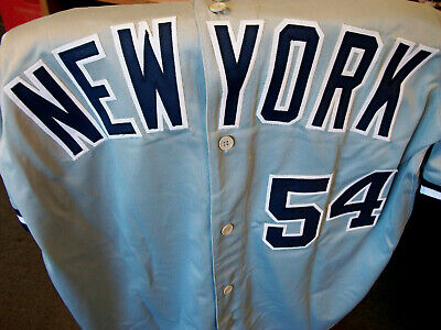 Goose Gossage Autographed Jersey-replica Yankee Away Jersey Jsa Free Shipping