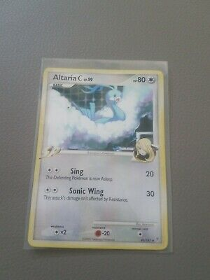 Pokemon Card: Altaria C 49/147 SP  Platinum Supreme Victors Set! LP