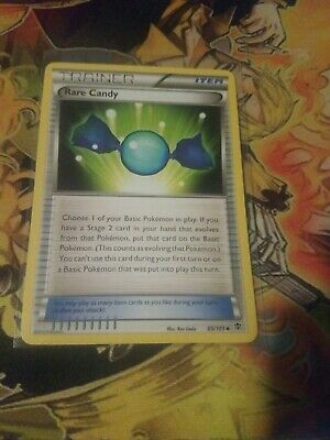 Rare Candy 85/101 Uncommon BW Plasma Blast Pokemon Card