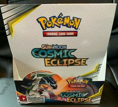 Pokemon Sun and Moon Cosmic Eclipse Reverse Holo Singles ** Buy 2 get 1 Free **