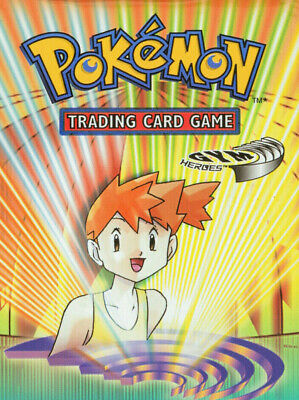 Pokemon Gym Heroes Unlimited Pick a Card FAST FREE SHIPPING All Near Mint!!