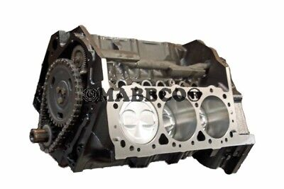 Marine Gm Chevy 4.3 262 Short Block 1996-2008 #090