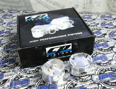 Cp Pistons Ls/vtec B18a B18b Block With B16 B18c Gsr Head 81.5mm 9.0:1 Sc7011