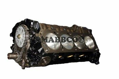 Marine Ford 302 5.0 Short Block 1981-1995 1pc. (351 F.o.)