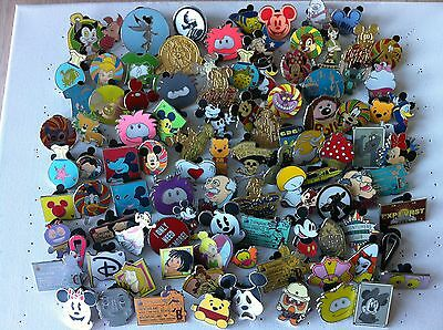 Disney Pins Lot Of 150 Fast Priority Shipping-no Doubles