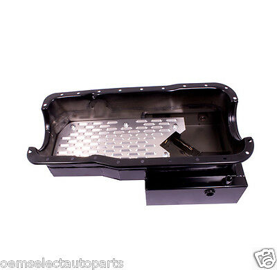 Oem New Ford Racing 351 Front T-sump Racing Oil Pan M6675ft351