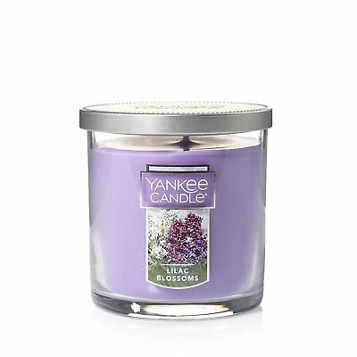 Yankee Candle Lilac Blossoms Small Tumbler 7oz Candle , New, Free Shipping