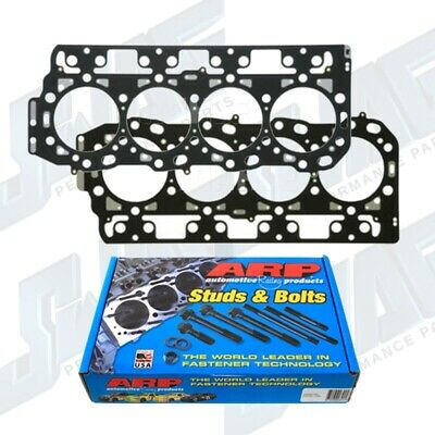 01-10  Gm Duramax 6.6l Mahle Right & Left Side Head Gaskets & Arp Head Studs