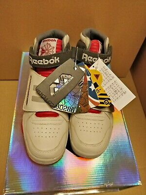 Reebok Alien Stomper Ripley Mid Us Size 8 9 11 *sold Out* Only 1986 Worldwide