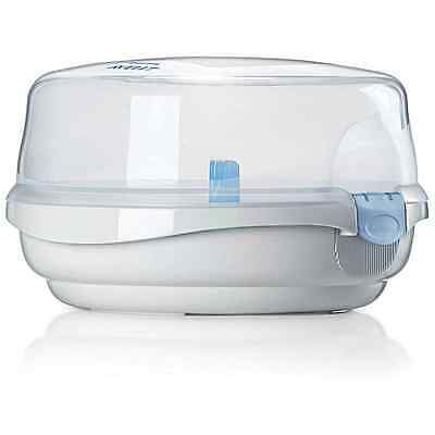 Philips Avent Microwave Steriliser Holds Up To 4 Feeding Bottles 27x27x16.1cm