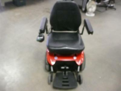 """Jazzy  Select Hd  Large 14"""" Knobby Tires,  Top Speed Of 4 Mph And A Range Of 13"""