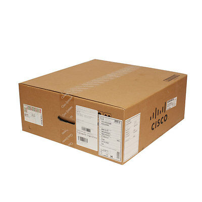 New Cisco Ws-c3850-24u-l Stackable 24 10/100/1000 Ethernet Upoe Ports Switch