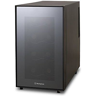 Small Wine Cellars Westinghouse Wwt080mb Thermal Electric 8 Bottle Wine Cellar,