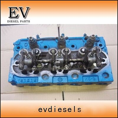Kubota D1403 Cylinder Head Assy Engine Rebuild Kit