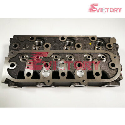 Kubota D1305 Cylinder Head For Excavator Bobcat
