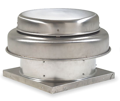 "New! Dayton 16"" Direct Drive Axial Exhaust Ventilator, 115v, 1140 Rpm"