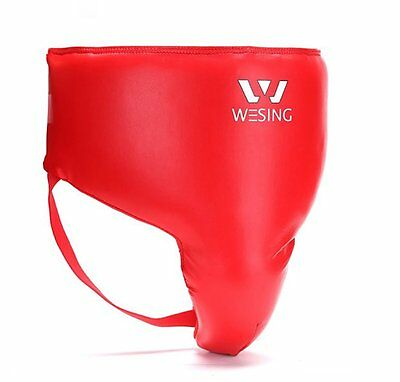 Groin protection for Wesing men muay