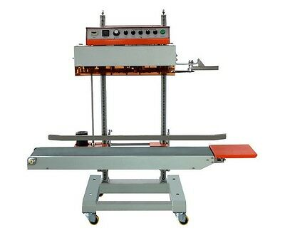 110v/220v Automatic Vertical Film Sealing Machine Suit For Heavy Or Large Bag