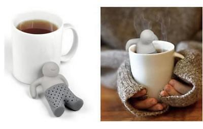 Чай Infusers Silicone Mr.Tea Infuser Loose