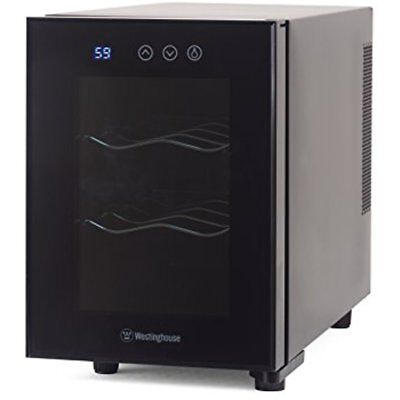 Freestanding Wine Cellars Westinghouse Wwt060tb Thermal Electric Bottle Touch