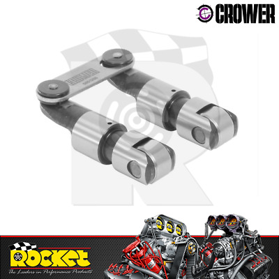Crower Solid Roller Lifters (small Block Chev 262-400 W/ Tall Bore) - C66290h-16