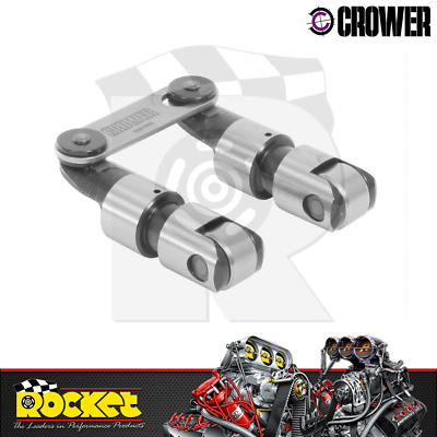 Crower Solid Roller Lifters (ford 302-351c) - C66218-16