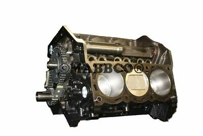 Remanufactured Ford 3.8 232 Short Block 2001-2004 Rwd