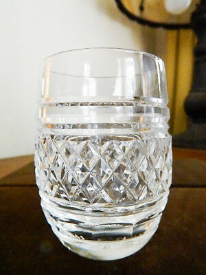 Waterford Crystal Castletown 7 Oz. Flat Tumbler (s) Glass Very Rare - Nice!