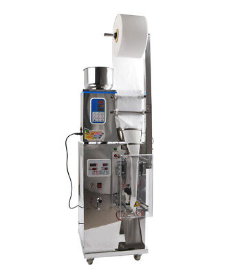 1-500g Automatic Weighing&packing Filling 3-side Sealing For Tea,grain,sugar