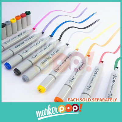 Too Copic Sketch Marker R0000-r89/ Rv0000-rv99 .copic Us Authorized Retailer