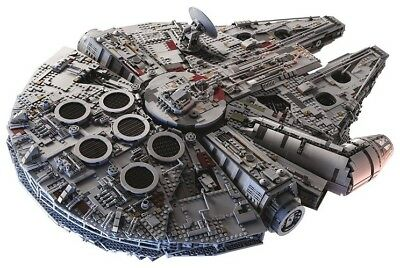 Lego Star Wars Millennium Falcon (75192) Brand New In Sealed Box Never Opened!
