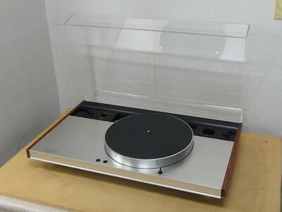 luxman pd 444 turntable vintage record player audio sound music analog used