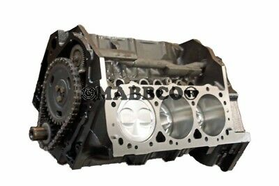 Marine Gm Chevy 4.3 262 Short Block 1996-2008 #090m